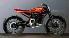 Harley electric concept