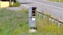 french speed camera